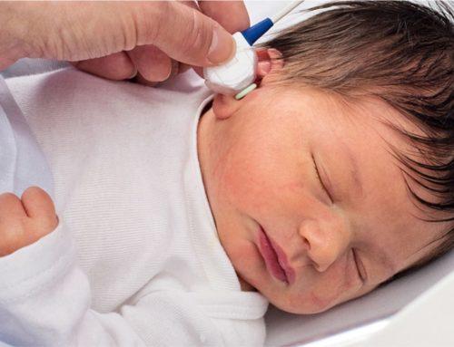 Papás, ¿sabían que no todos los bebés nacen escuchando?