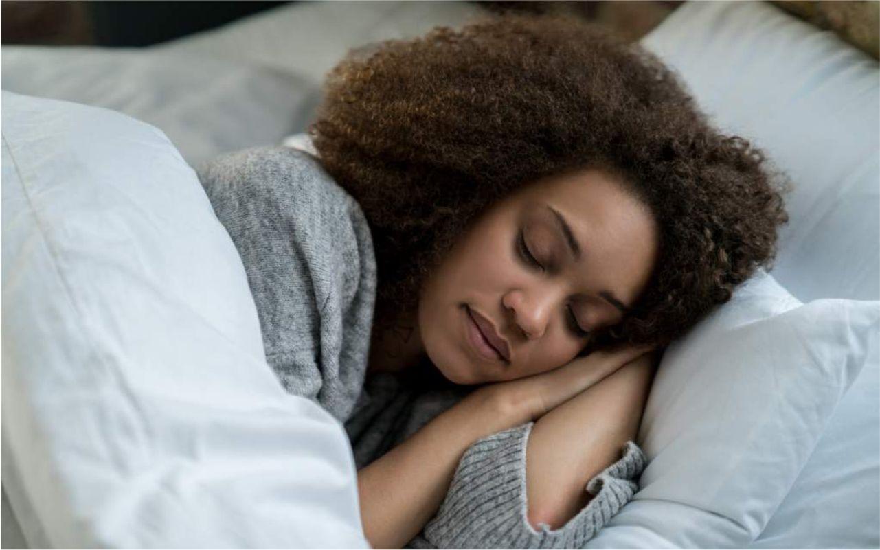 4 maneras de dormir mejor